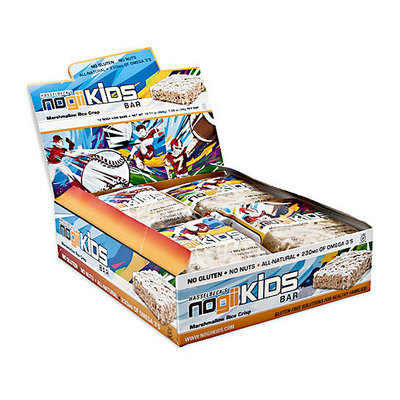 NoGii Kids Marshmallow Rice Crisp Bars