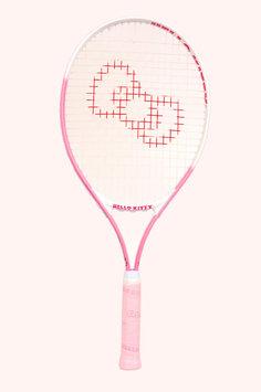 Hello Kitty 23 Inch Junior Tennis Racquet