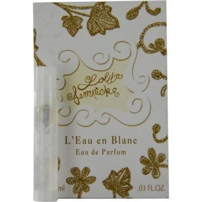 Lolita Lempicka L'eau En Blanc By Lolita Lempicka Eau De Parfum Vial On Card Mini (women)
