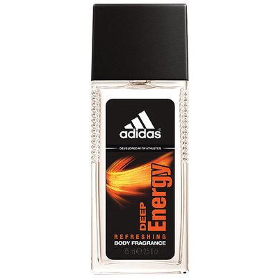 adidas Deep Energy Men's Body Fragrance, 2.5 fl oz