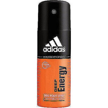 Coty Adidas Deep Energy Deodorant Body Spray 150ml