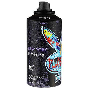 Playboy New York Body Spray, 150 ml