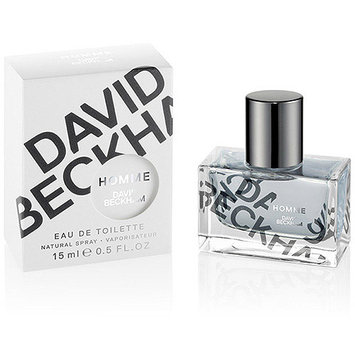 David Beckham Homme Eau de Toilette Spray, 0.5 fl oz