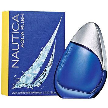Nautica Aqua Rush Eau de Toilette Spray, 1 fl oz