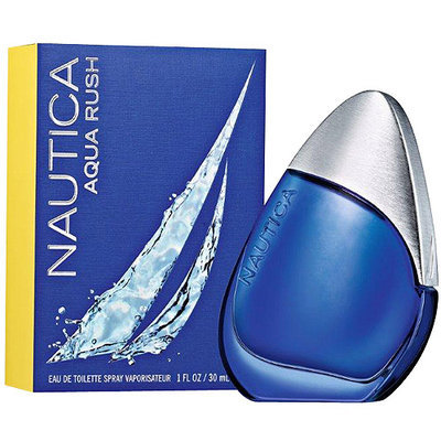 Nautica Aqua Rush Eau de Toilette Spray, 1 fl oz