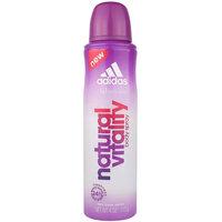 adidas for Women Natural Vitality Body Spray, 4 oz
