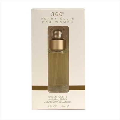 Falic Fashion Group Women 360 For Women 0. 5 Oz. Eau De Toilette Spray By Perry Ellis
