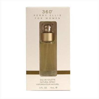 Falic Fashion Group Women 360 For Women 0. 5 Oz. Eau De Toilette Spray By Perry Ellis
