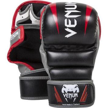 Venum Elite Sparring MMA Gloves - L/XL - Black