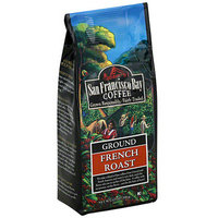 San Francisco Bay Coffee French Roast Ground Coffee