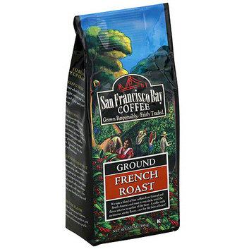 San Francisco Bay Coffee French Roast Ground Coffee