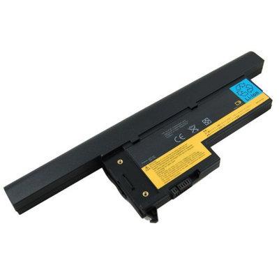 Superb Choice CT-IM1164LH-2 8-cell Laptop Battery for IBM LENOVO ThinkPad X60 X60s X61 7673 X61s 766
