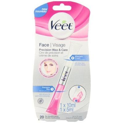Veet 10ml Face Precision Wax And Care Cream