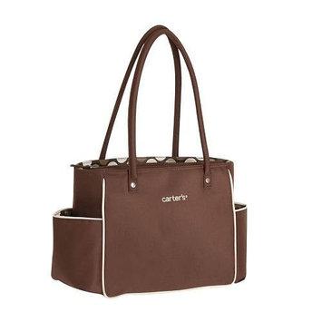 Carter's Mini Diaper Bag (Brown)