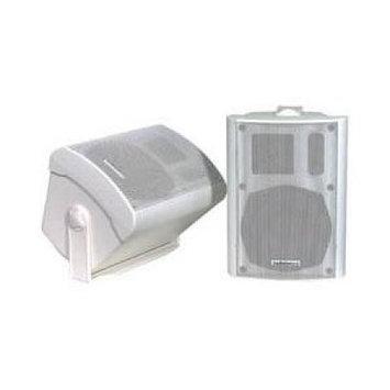 Rodin AudioSource LS545 100 W RMS Speaker - 2-way - White