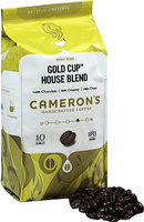 Cameron's Gold Cup Whole Bean Coffee-10 oz-Whole