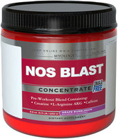 Myology NOS Blast Ultra Concentrate Grape-250 g Powder
