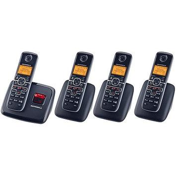 Motorola L704M Cordless Phone & Answering Machine