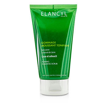 Galenic Elancyl Toning Foaming Exfoliant With Ivy Extract 150ml/5oz