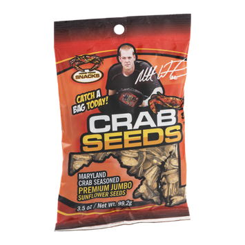 Home Team Snacks Crab Seeds