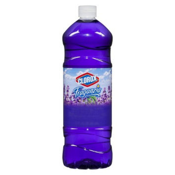 Clorox Fraganzia Multi-Purpose Cleaner Lavender Eucalyptus & Mint 40