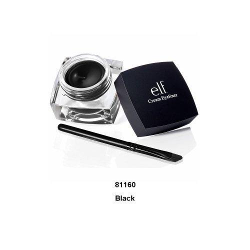 e.l.f. Cosmetics E.l.f. Studio Cream Eyeliner (Black) elf - 2 Pack
