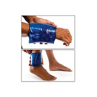 Bell Wrist Ankle Cold Sleeve Wrap Therapy Ice Pack LG