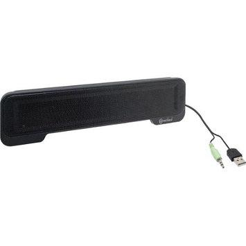 SYBA Multimedia Speaker System - 5 W RMS - Black