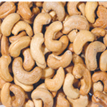 Healthy Snacks Large Cashews, Roasted Salted