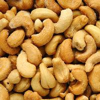 Healthy Snacks Organic Large Raw Cashews