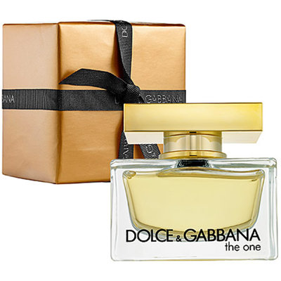 Dolce & Gabbana Wrapped & Ready to Gift The One