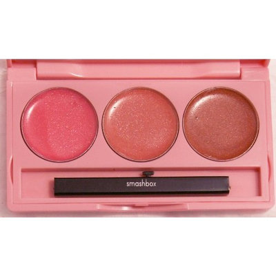 Smashbox Lip Brilliance Palette INSPIRE Limited edition Pink Palette