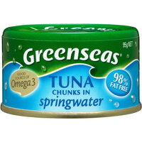 Greenseas® Tuna Chunk In Springwater