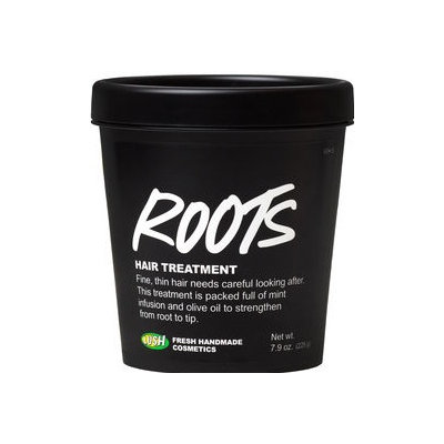 LUSH Cosmetics Roots Hair Treatment