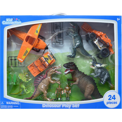 Jumbo Dinosaur Play Set