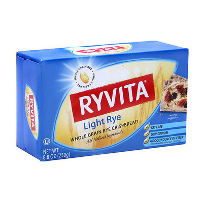 Ryvita Tasty Light Rye Crispbread