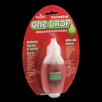 Willert One Drop All Purpose Household Deodorizer Strawberry/Cherry