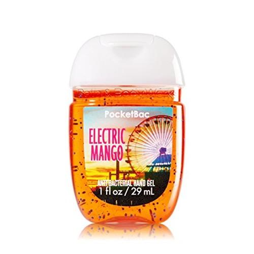 Bath & Body Works PocketBac Hand Sanitizer Gel Electric Mango