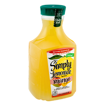 Simply Lemonade with Mango