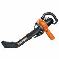 Worx WG508 12 Amp Blower Vacuum Mulcher, 1 ea