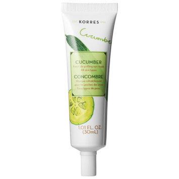 Korres Cucumber Fresh De-Puffing Eye Mask 1.01 oz