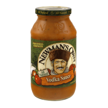 Newman's Own All Natural Vodka Pasta Sauce