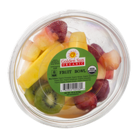 Golden Sun Organic Fruit Bowl