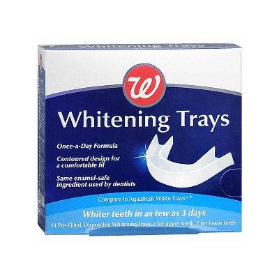 Walgreens Teeth Whitening Trays