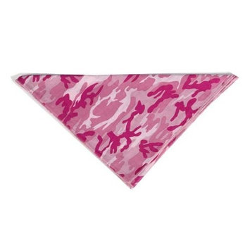 Aria Dog Bandana in Camouflage