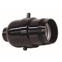 SERVALITE 660-Watt Hard-Wired Light Socket 884444