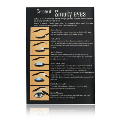 Cameo Smoky Eyes Pearl Black