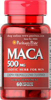 Puritan's Pride 2 Units of Maca 500 mg-60-Capsules