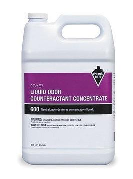 TOUGH GUY 2CYE7 Liquid Deodorizer, Size 1 gal, Floral