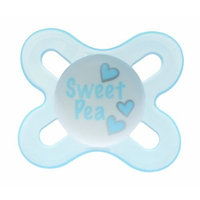 MAM 2 Pack Classic Latex Pacifier, 2 Months, Colors May Vary